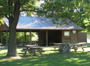 Neumann Park Shelter #1